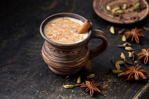 món trà sữa masala chai