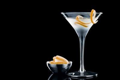 cocktail martini huyền thoại