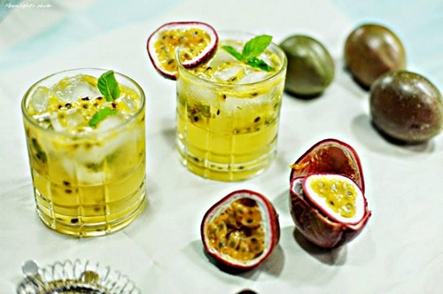 mocktail chanh dây