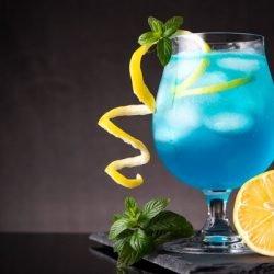 cách làm cocktail blue lagoon