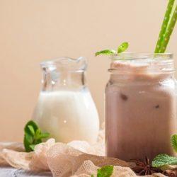 Trà sữa socola